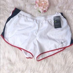 Nike Running Short Red White Navy XL